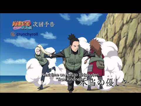 Naruto Shippuuden Episode 273 Trailer
