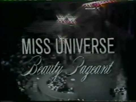 Miss Universe 1973 Video
