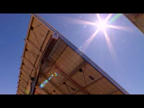 Energy 101: Solar Photovontaics