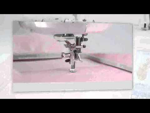 Lançamento BROTHER - Máquina de bordar BP2100
