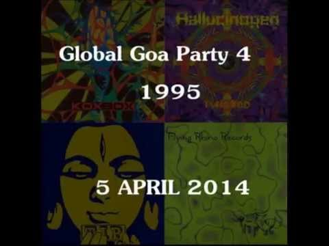 DJ Solitare - Global Goa Party 4,1995: Up, up, and away