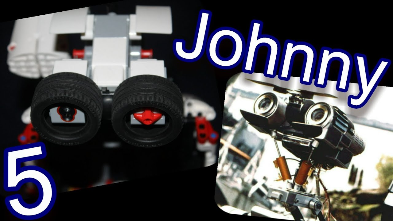 Ev3 johnny 5 number 5 from short circuit trailer hd youtube