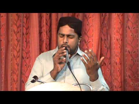 Kaha Rab ne Muhammad se beutiful naat by shakeel ahmed qadri in greece 2013