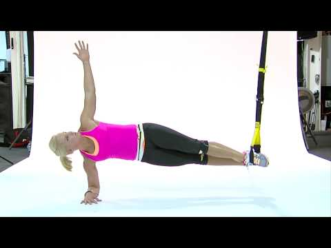 TRX Suspended Side Plank