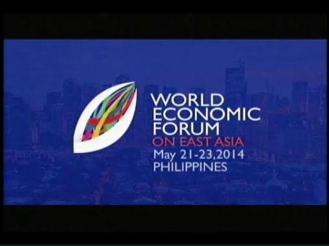 [Part 1] 23rd World Economic Forum on the East Asia - PTV Special Coverage [05/22/14]