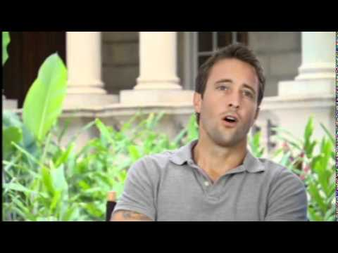 INTERVIEW: Alex O'Loughlin of Hawaii Five-0