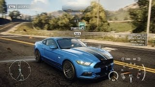 Need For Speed: Rivals PC 2015 Ford Mustang GT Fully