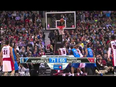 DeMar DeRozan Toronto Raptors Highlights-2013/14 Season