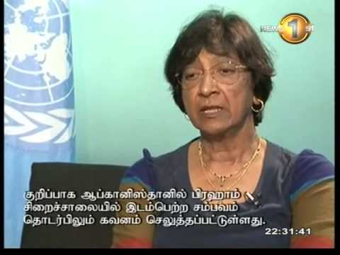 news 1st Interview shakthitv Navi Pillay 06092013 02