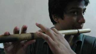 Flute Sweet Tune Lesson.wmv ( Please Comment On My Effort