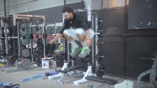 """#1 """"Vertical Jump"""" Exercise To Dunk A Basketball"""