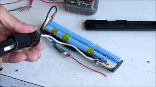 Recuperar batería de portatil que no carga