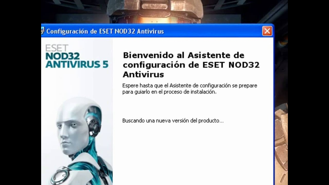 descargar eset nod32 antivirus 5 gratis completo