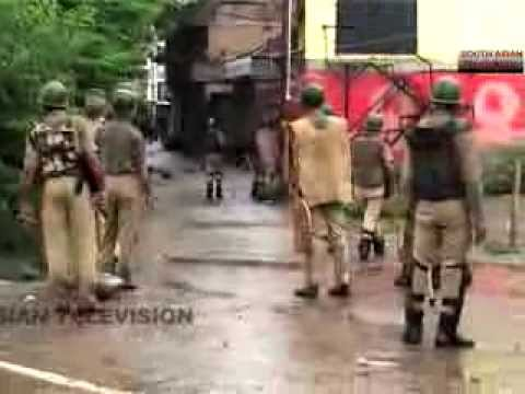 Kashmir Video: Indian Army Vs stone pelters