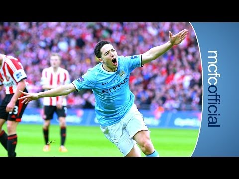 FINAL HIGHLIGHTS City 3-1 Sunderland Capital One Cup final