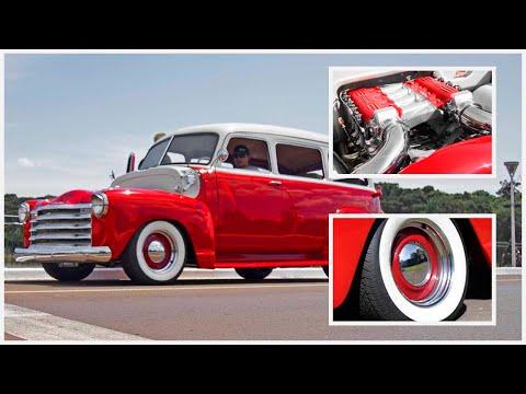 Chevrolet Suburban Thriftmaster 1948!