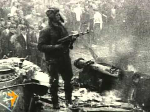 50 години от потушаването на Пражката пролет през 1968-ма