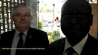 Accords de coopération: Le Sénégal et la Roumanie font bon chemin