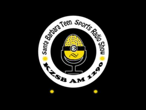 Teen Sports Radio 7 15 2014 Santa Barbara CA