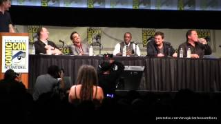 SDCC 2012 &#8211; Iron Man 3 Panel