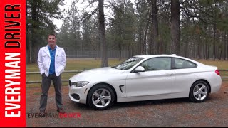 2014 BMW 428i XDrive Coupe DETAILED Review On Everyman