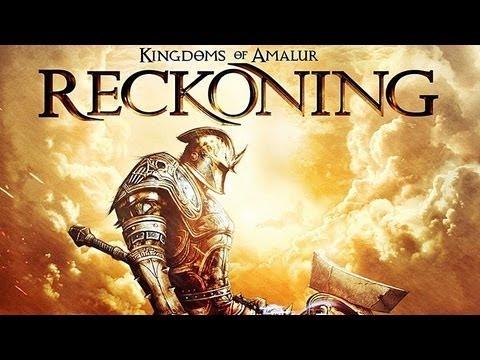 Kingdoms of Amalur: Reckoning - Comic-Con 2010: Debut Trailer | HD