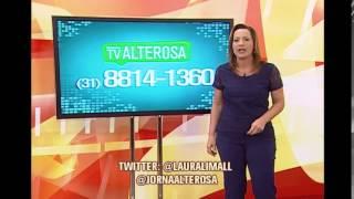Assista ao Jornal da Alterosa 1� Edi��o - 23/10/2014