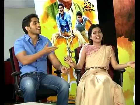 Naga-Chaitanya--amp--Samantha-Interview-About-Manam