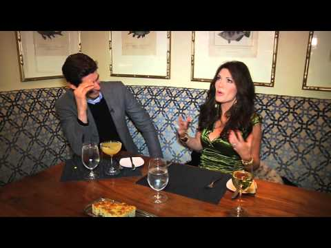 Ben Aaron Gets Down And Dirty With Lisa Vanderpump
