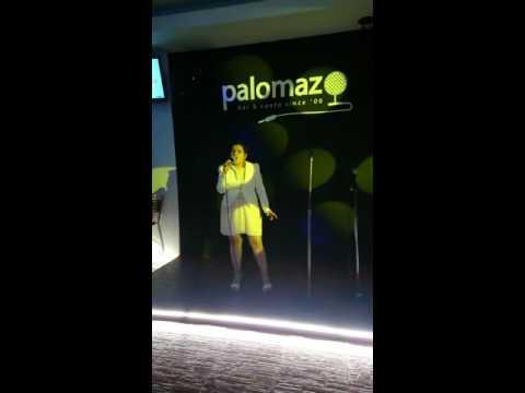Cucurrucucú Paloma karaoke Jackie