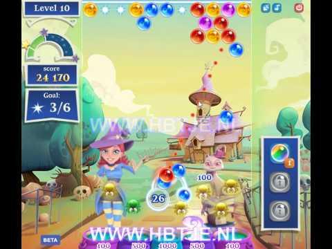 Bubble Witch Saga 2 level 10