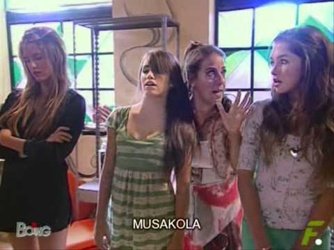 Casi Angeles 2T - Las chicas seducen a los chicos