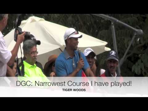 Tiger Woods - Speaking In India