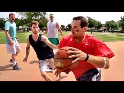 Stereotypes: Pickup Basketball, Pickup ballers. Love 'em or hate 'em, we all know 'em.