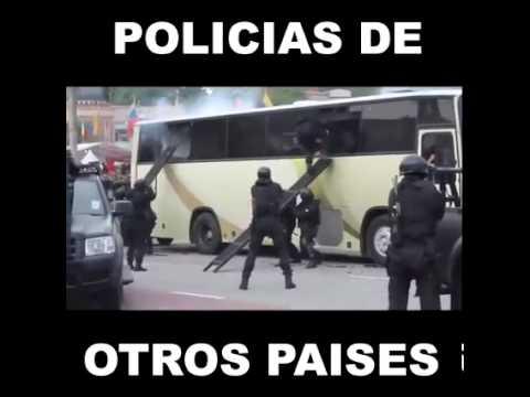 Los policias mas pendejos de Mexico | 2015