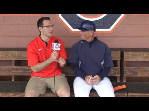 Carson-Newman Baseball: Tom Griffin Recaps Belmont Abbey 3-22-17
