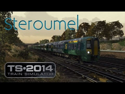 Train Simulator 2014: London to Brighton Burst Pipes