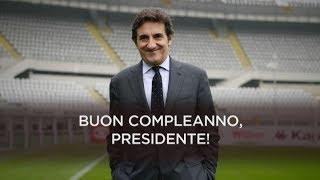 Buon Compleanno Presidente