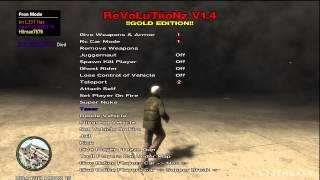 [GTA IV] ReVoLuTiioNz V1.4 Mod Menu ISO (Xbox 360)