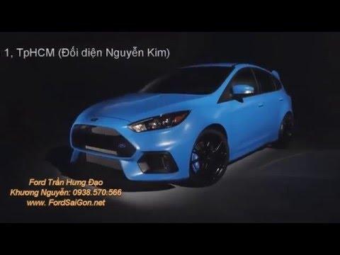 Nội thất và Ngoại thất xe Ford Focus 2016