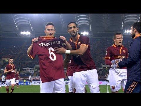 Stagione 2013/14 - Roma Udinese 3-2