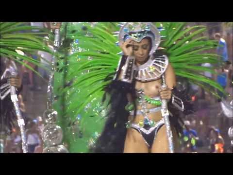 Musas dos carros alegóricos 2014 - Muses of the Carnival - Sambadrome - Rio de Janeiro