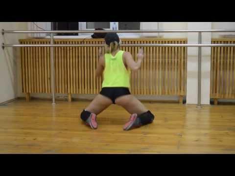Pranka --- Booty Twerk / Sage The Gemin - Gas Pedal / 2013-2014 /Choreo Ekaterina Klimova