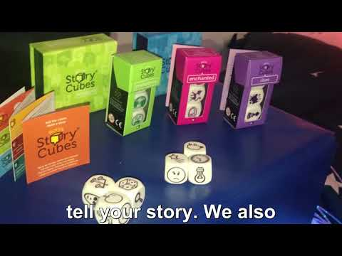 Rory Story Cubes Rorys Story Cubes Original*