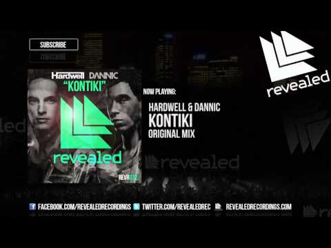 Hardwell & Dannic - Kontiki (Original Mix) -0gw7NyVc4qg