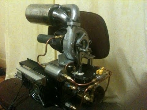 How to build a Jet Engine.. Home made Gas Turbine Jet engine tips and tricks