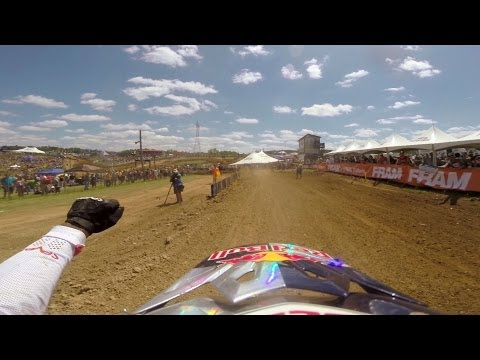 GoPro: James Stewart Wins High Point -  2014 Lucas Oil Pro Motocross Championship