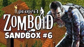 Project Zomboid - Sandbox Part 6 - Back to School