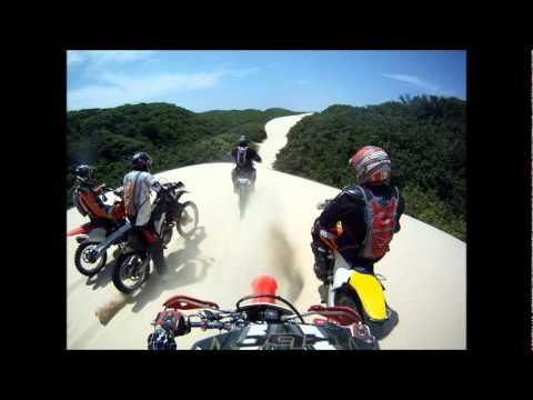 Trilha de Motos - Dunas do Cumbuco a Taiba - 05.02.2012