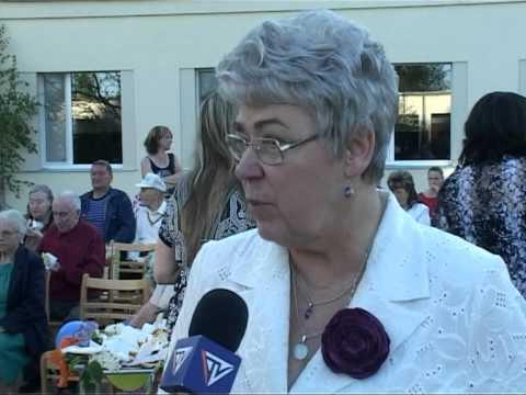 Смотреть видео Мероприятие в честь юбилея пансионата «Селга»